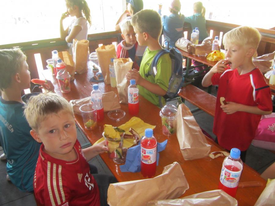 Franken-Aktiv-Tag 2014 Lunchpaket