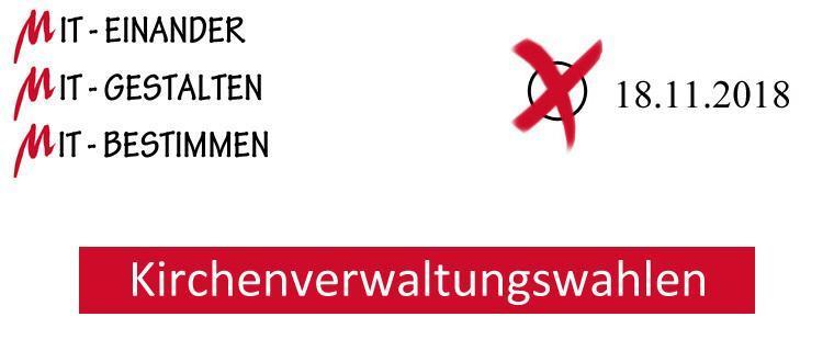 Wahlen Kirchenverwaltung 2018
