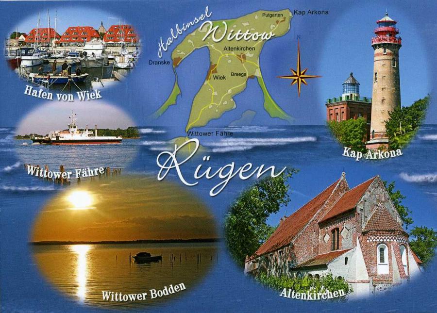 Rügen Halbinsel Wittow