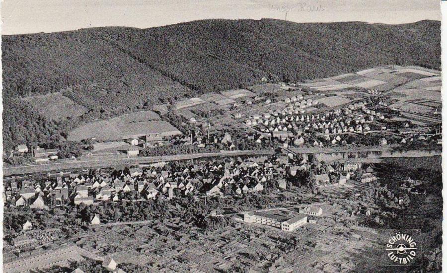 Schule 1955
