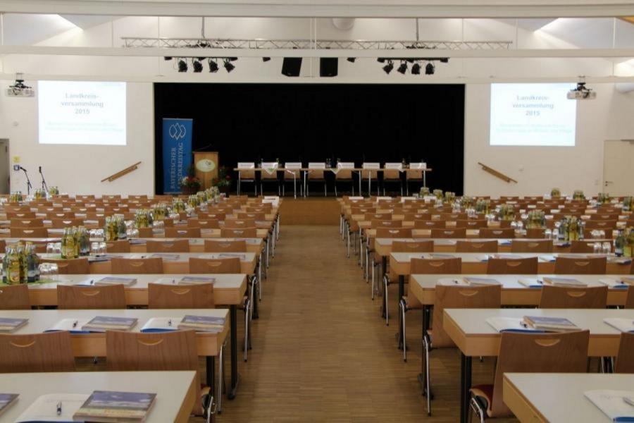 Arberlandhalle Bayerisch Eisenstein