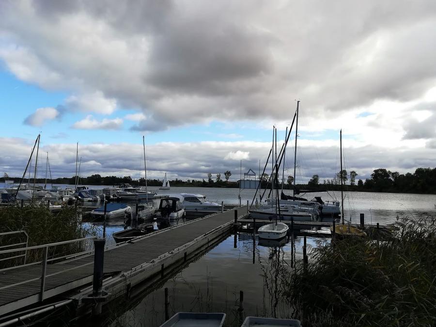 Hafen Röbel
