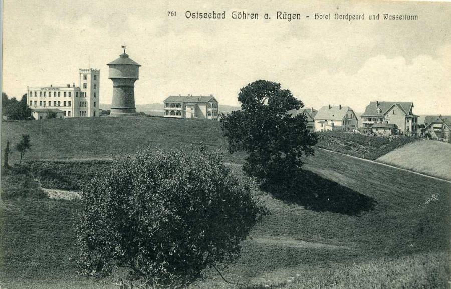 Ostseebad Göhren Hotel Nordpeerd