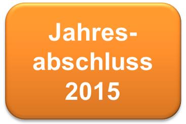 Jahresabschluss 2015