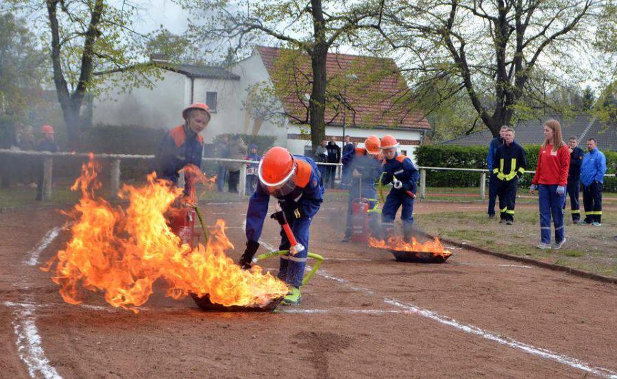 Feuerstelle Foto: Uwe Hegewald