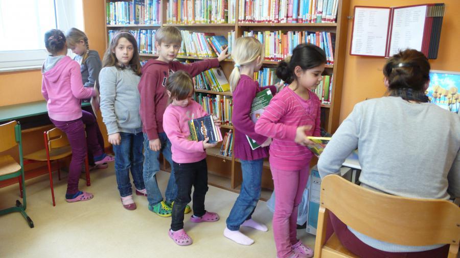 Bücherei 002