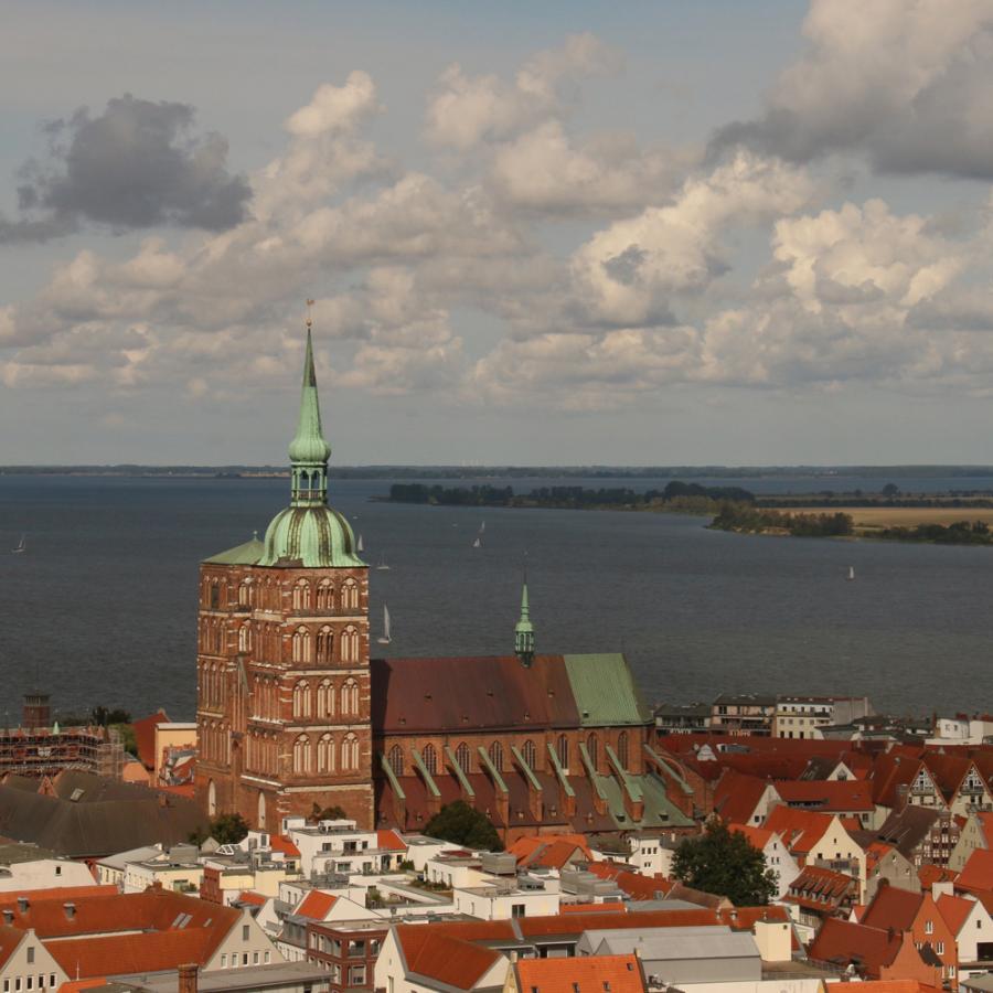 Gemeindeausflug nach Stralsund am 2. September 2017
