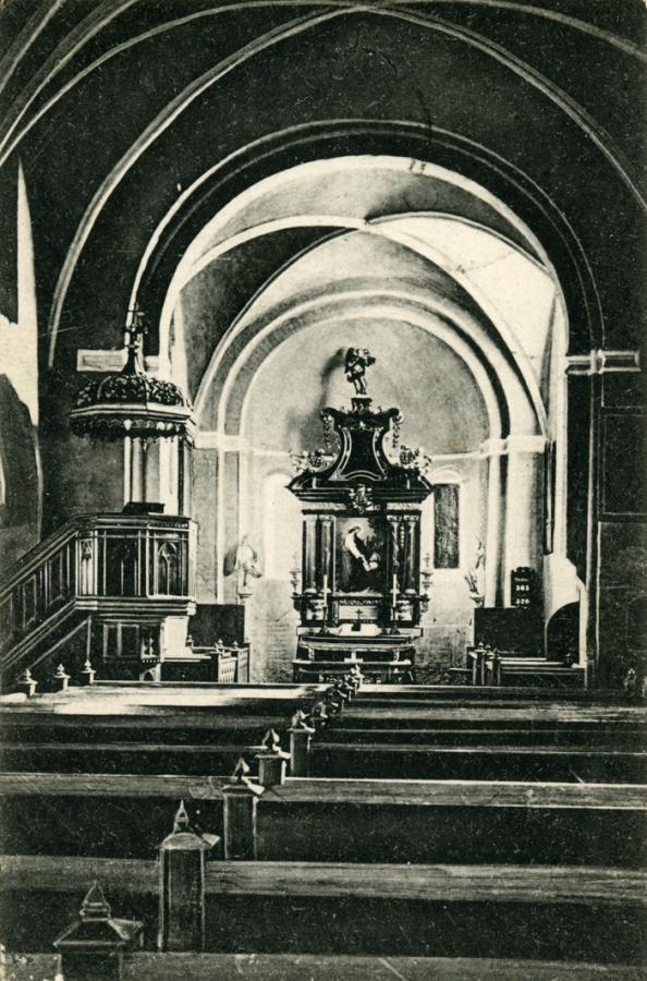 3 Altenkirchen Kirche 1922