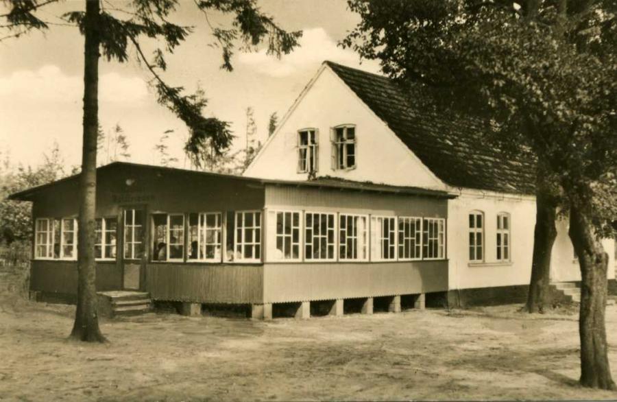 4 Bakenberg Gasstätte Waldfrieden