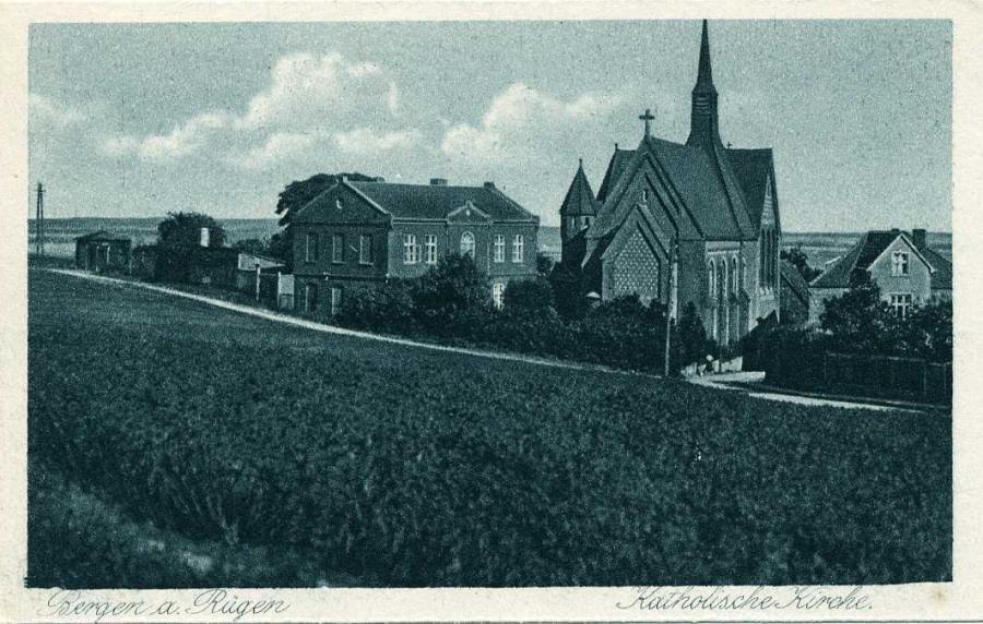 3 Bergen Kath.Kirche