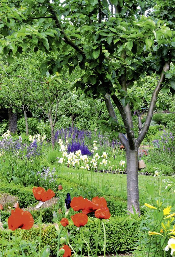 Offene Gärten Titelblatt