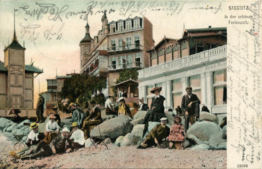 3 Sassnitz 1905