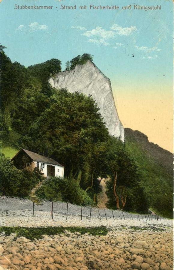 3 Stubbenkammer und Königsstuhl 1911
