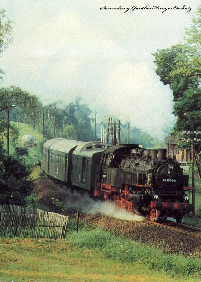 Tradtionsdmpflokomotive 86 1001