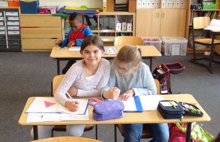 Hausaufgabenbetreuung Kl. 3b/c