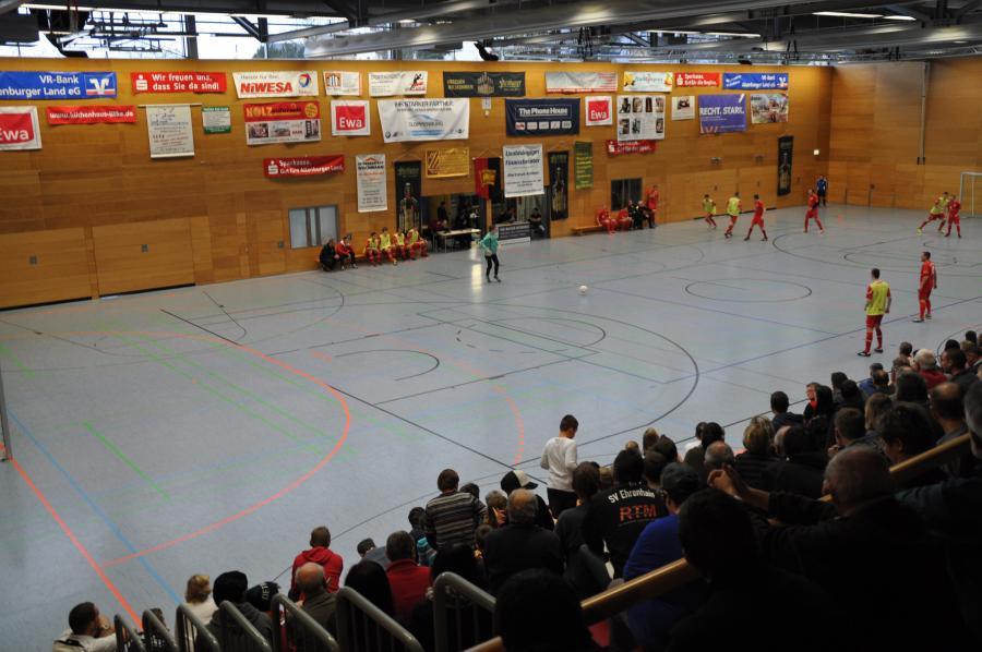 Fussball_19. Hallenfussball-Neujahrstunier Bild I