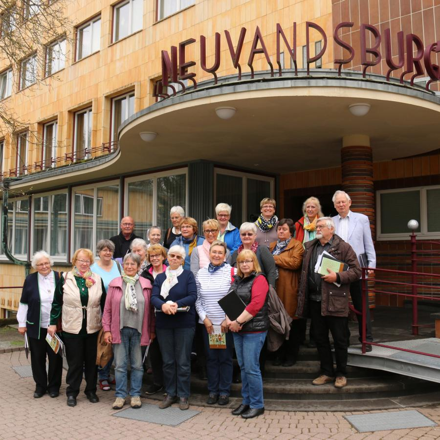 Chorwochenende 4. bis 7. Mai in Elbingerode