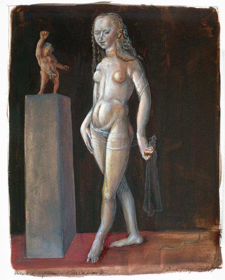Cranach-Venus