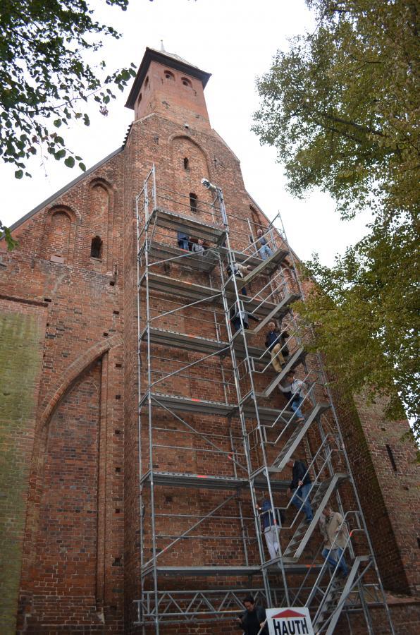 Bustour 29.09.2016 - Besichtigung des Kloster Ribnitz