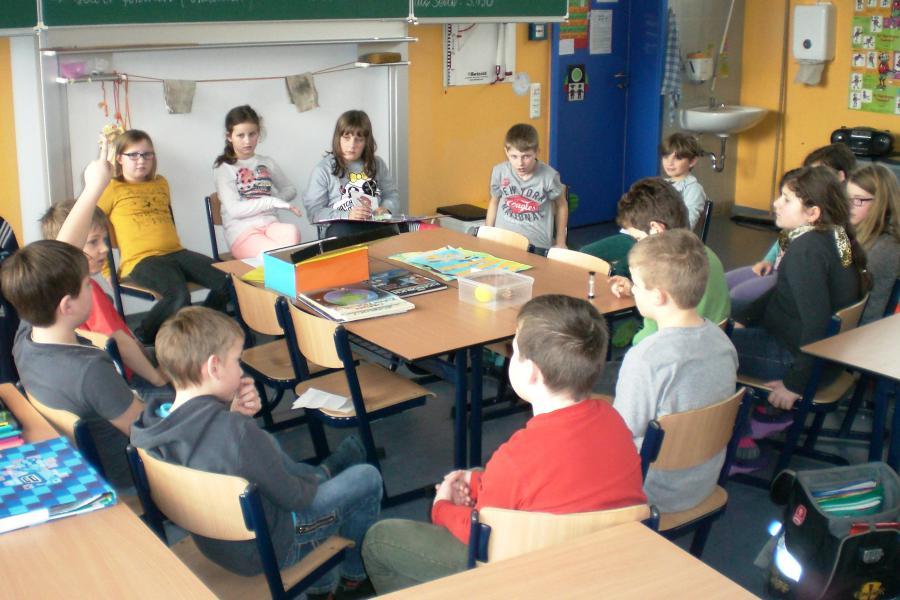 Klassenrat 3b