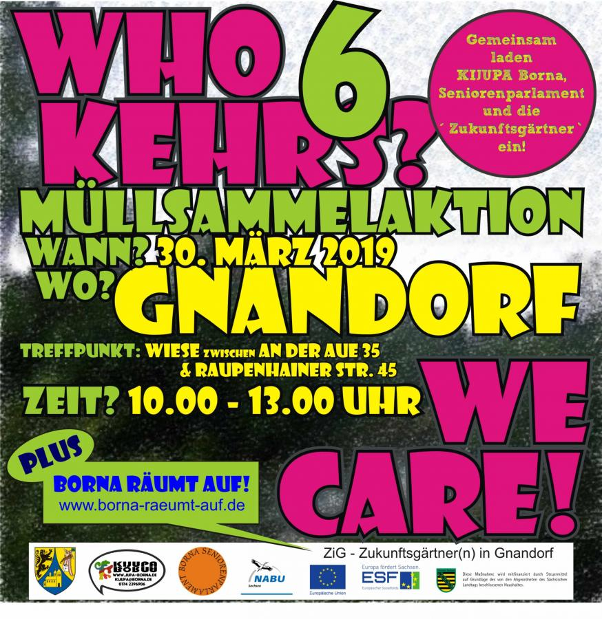 WHO KEHRS? WE CARE! 6