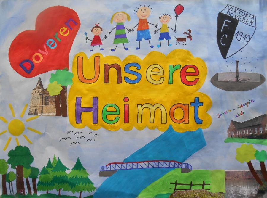 2. Platz Kreativwettbewerb KSK Heinsberg 2a