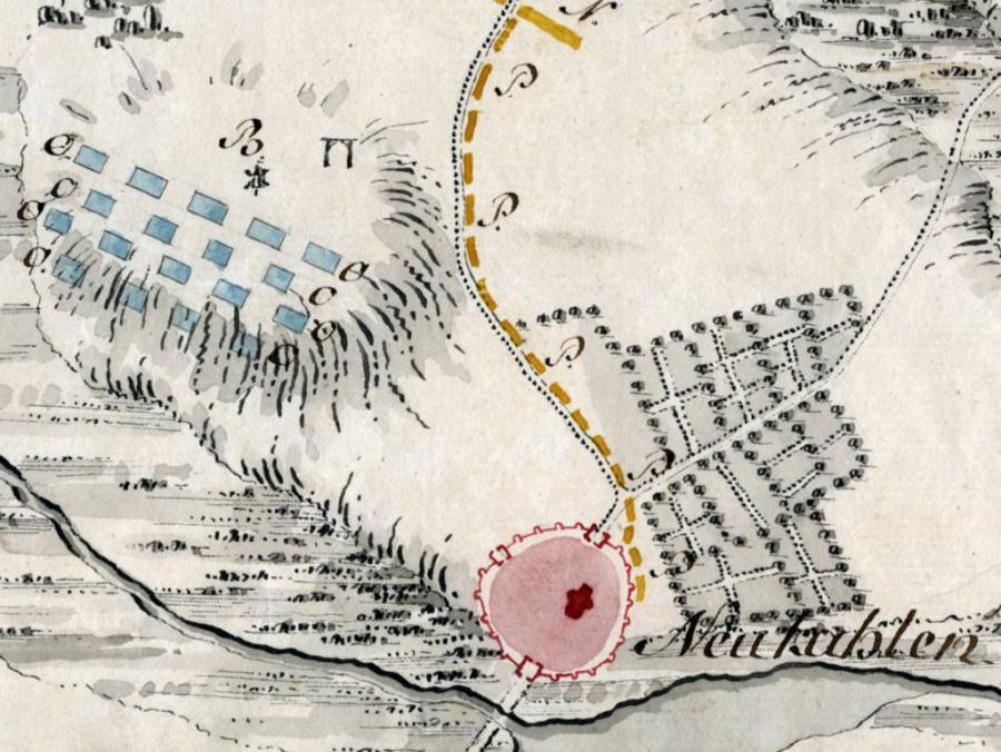 Kartenausschnitt 1762 (1)