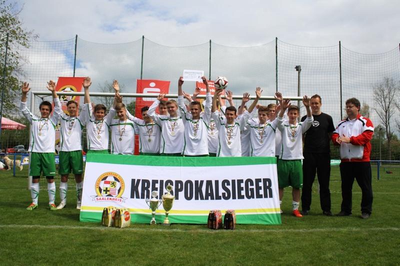 Kreispokalsieger B-Junioren