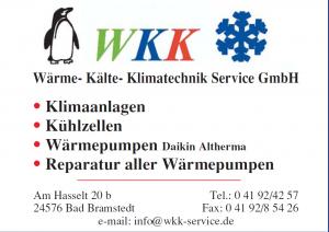 WKK Wärme - Kälte - Klimatechnik Service GmbH