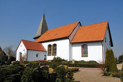 Johannes-Kirche zu Kleinsolt