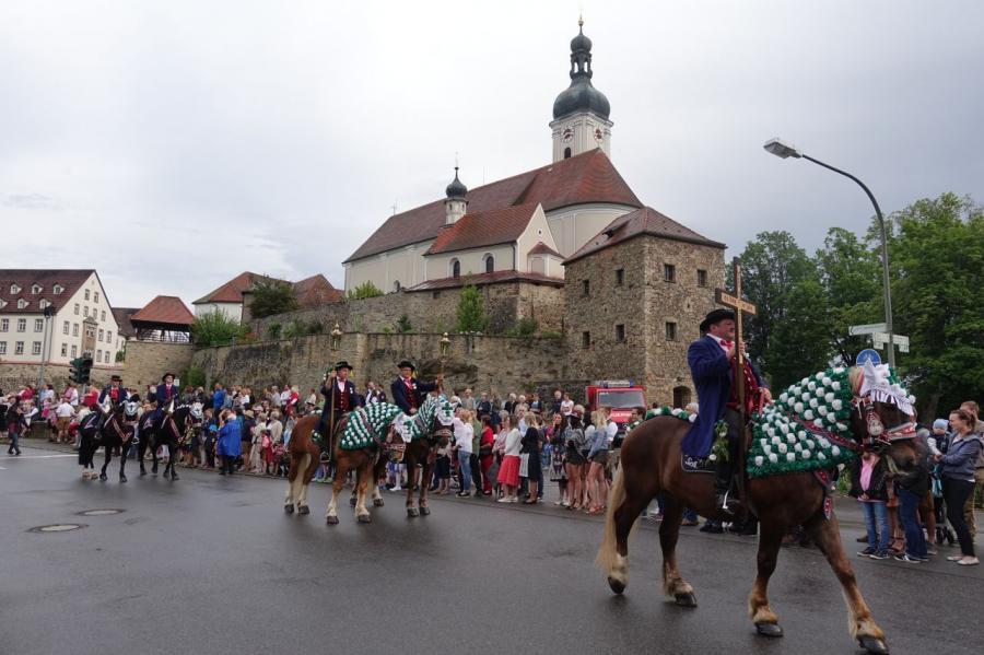Pfingstritt Bad Kötzting 2019 1