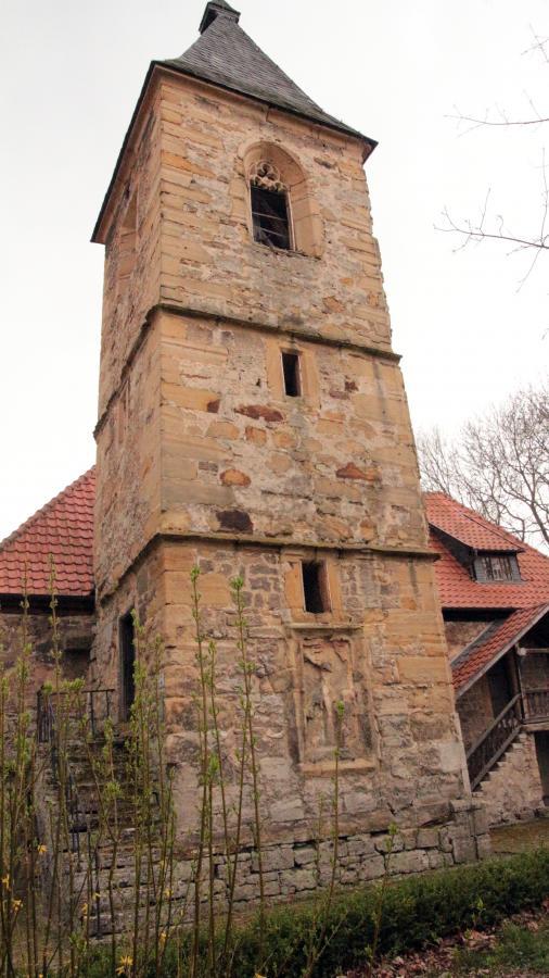 """Kirche """"St. Aegidius"""", Kleinballhausen"""