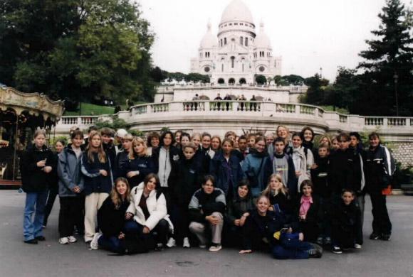 Grüße aus Paris