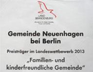 Landeswettbewerb 2013