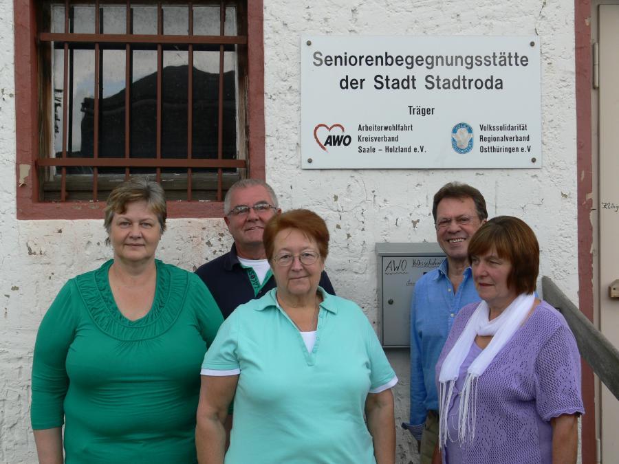 Seniorenbeirat der Stadt Stadtroda