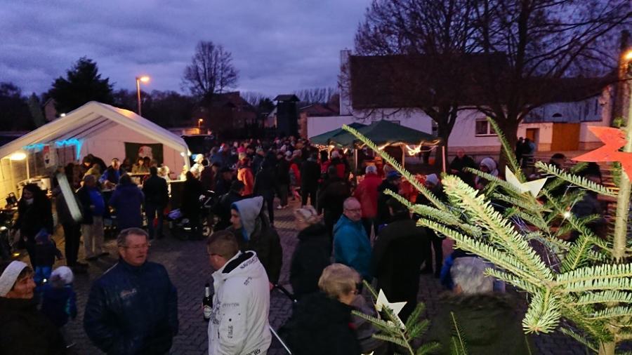Weihnachtsmarkt Unseburg 2018
