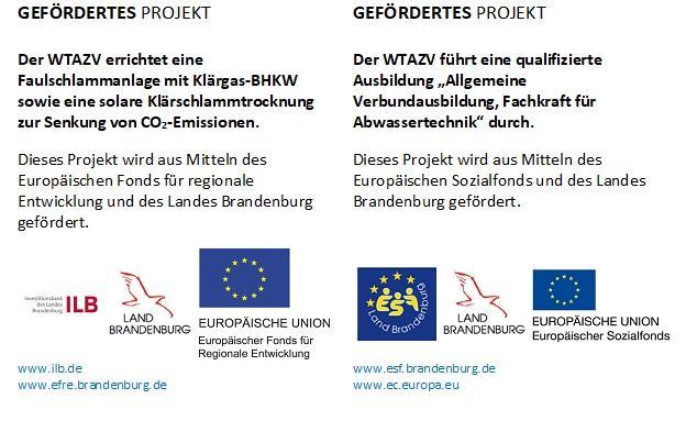 Gefördertes Projekt der Europäischen Union