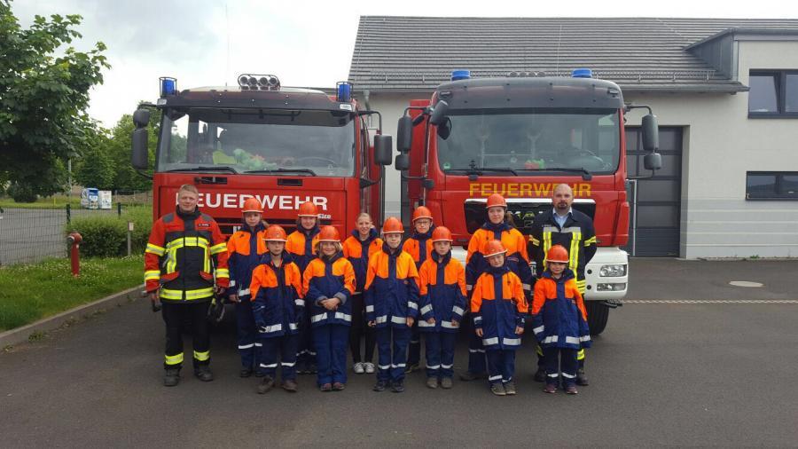 Jugendfeuerwehr FF Merkers