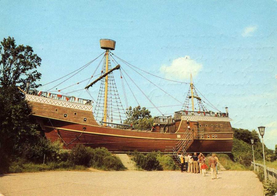 40 Sassnitz Mukran 1983