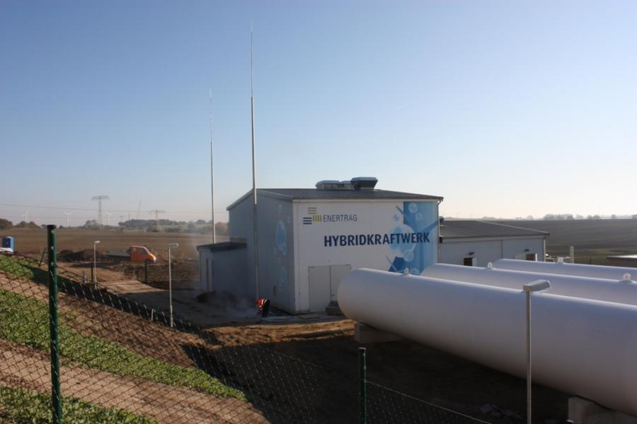 Hybridwerk Wittenhof bei Prenzlau