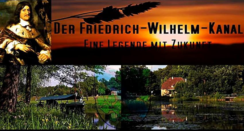 Der Friedrich-Wilhelm-Kanal