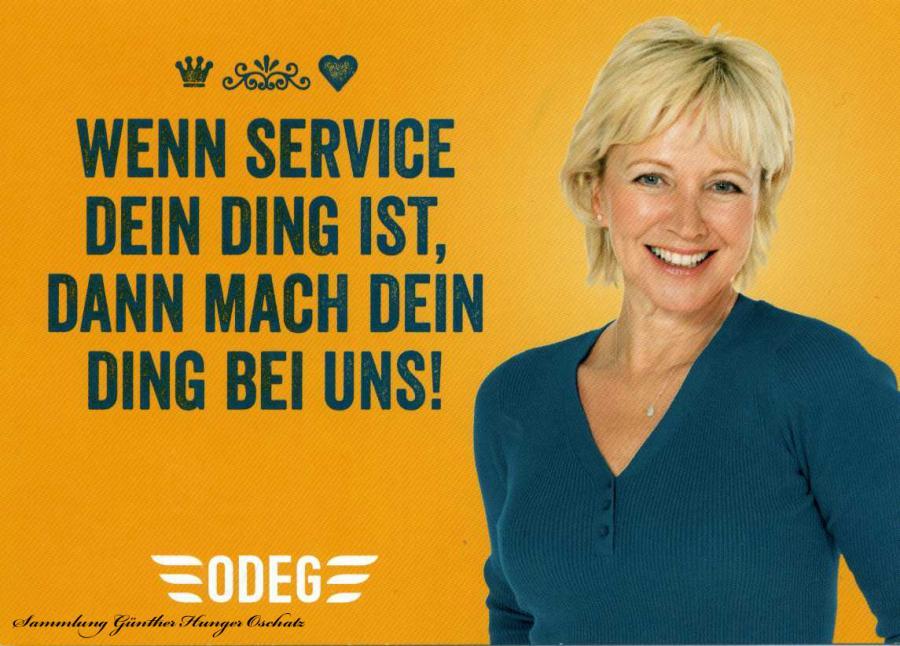 Wenn Service... ODEG