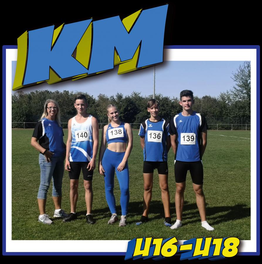 KM U16-U18