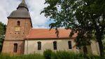 Kirche Günterberg im Juni 2017