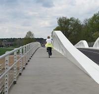 Radweg // Brücke Neuzelle