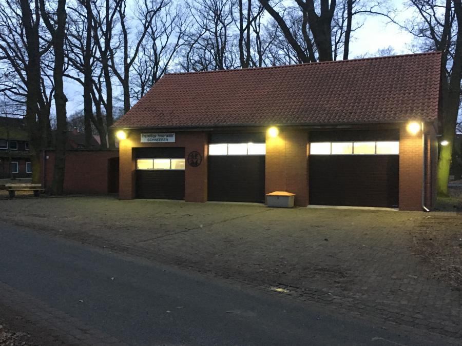 Feuerwehrhaus Aussen