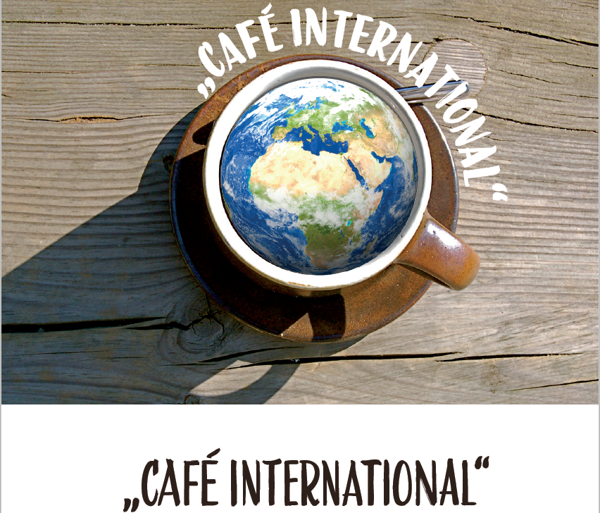 Café International im Mehrgenerationenhaus