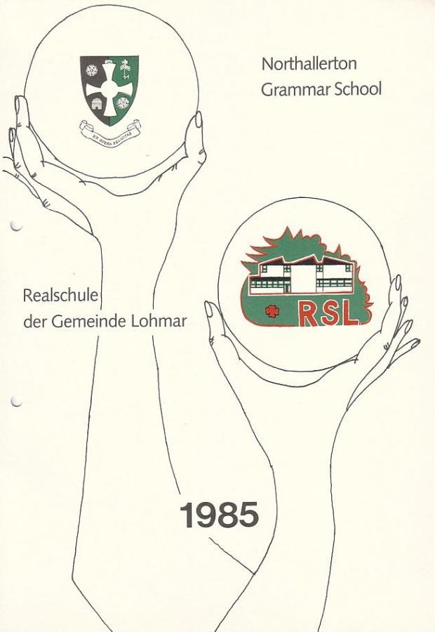 Schulkalender 1985