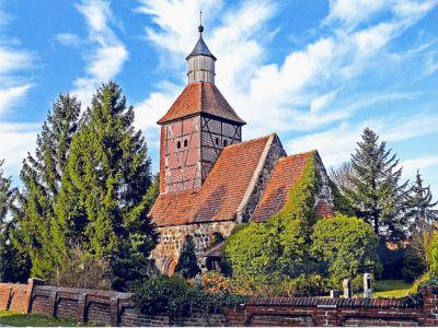Dorfkirche Spaatz