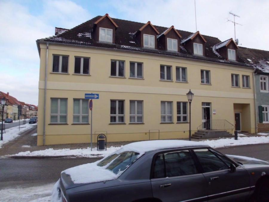 Zulassungsstelle in Wittstock/Dosse, Burgstraße 2